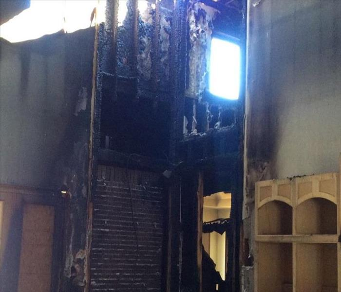 Fire Damage San Angelo Smoke and Soot Cleanup