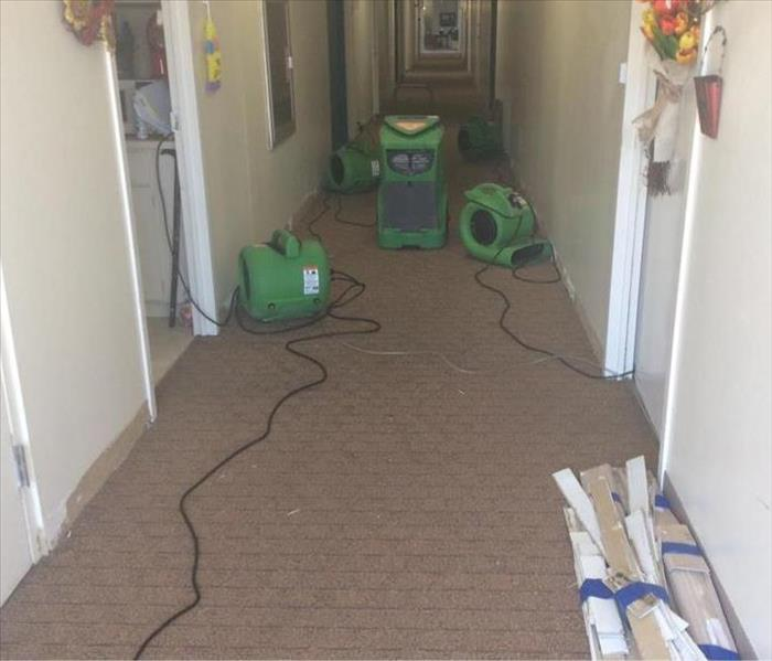 Water Damage Restoring Your Concho Valley Commercial Property After A Water Damage Event
