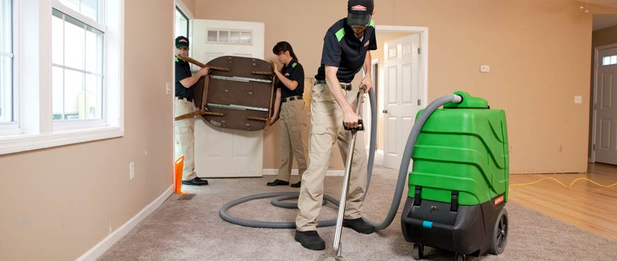 San Angelo, TX residential restoration cleaning